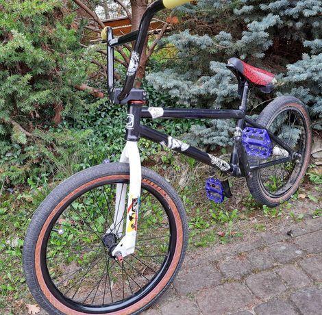 Rower BMX składany