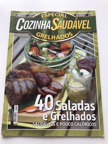 6 revistas culinária