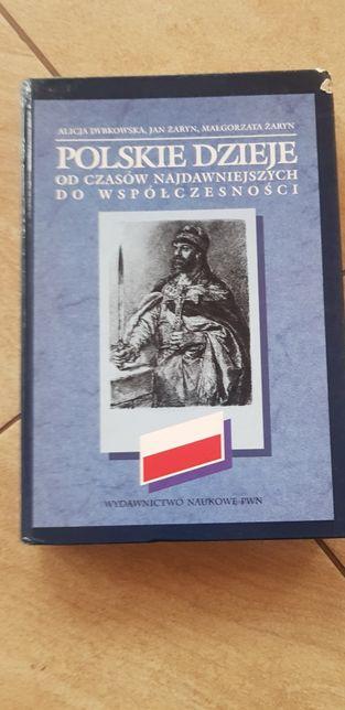 Polskie dzieje od czasów najdawniejszych do współczesności, Dybkowska