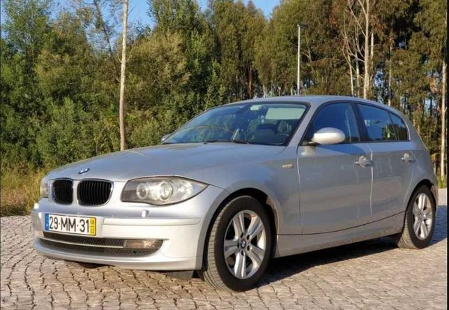 BMW 120 D 177 cv