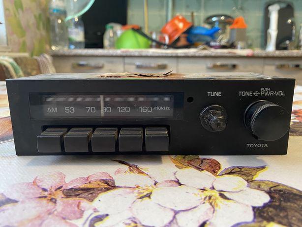 Автомогнитола Toyota Radio Fujitsu tan limited ar1076