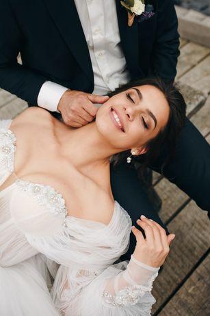 Весільне плаття. Весільна сукня Pollardi, Adele, Daria Karlozi .
