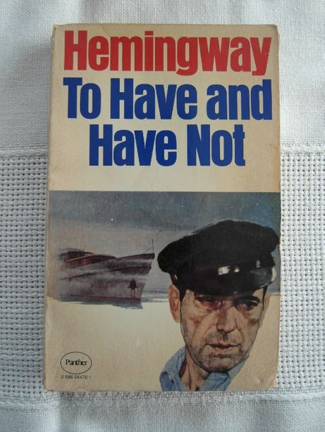 To Have and Have Not, Hemingway