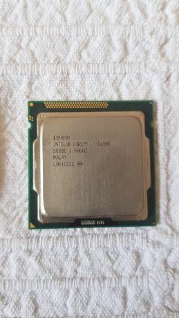 Intel I7 2600K 3.4Ghz