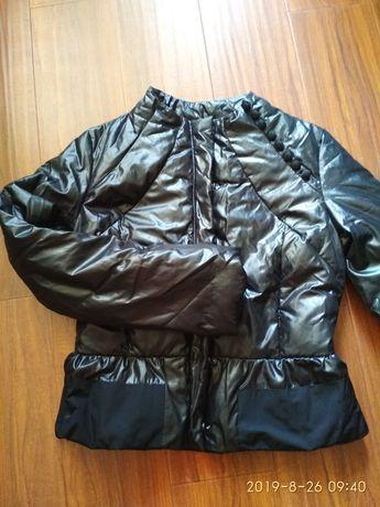 BCBGMAXAZRIA оригинал, куртка на пуху,весене-осенняя