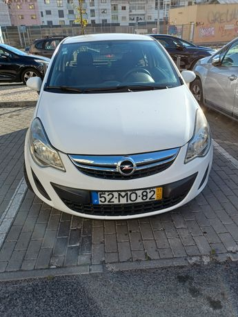 Opel corsa 1.3 CDTI Troca