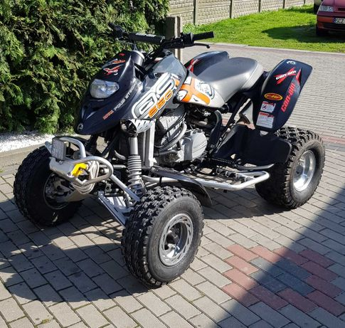 Can-Am DS 650 bombardier