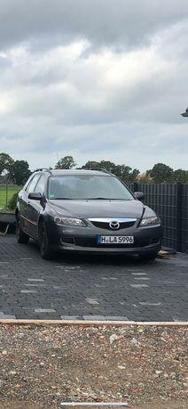 Mazda 6 . 1,8 benzyna Prosto z niemiec.