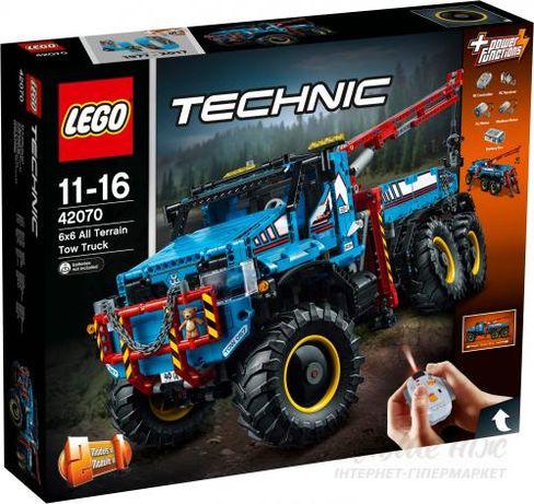 LEGO (лего конструктор) Technic 42070
