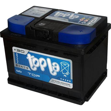 Akumulator TOPLA TOP 12 V 62 Ah 600 A (EN)