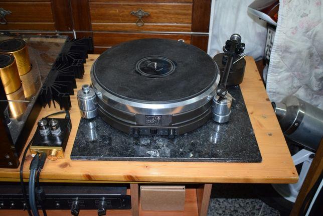 Ariston Audio RD40 com braço Rega RB 300,Ortofon Om10