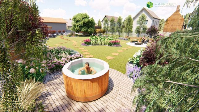 Projektowanie i zakładanie ogrodów   Usługi ogrodnicze