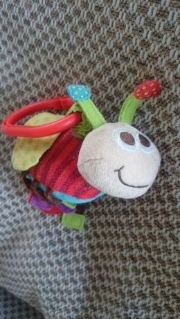 Мягкая игрушка-погремушка Mothercare на коляску
