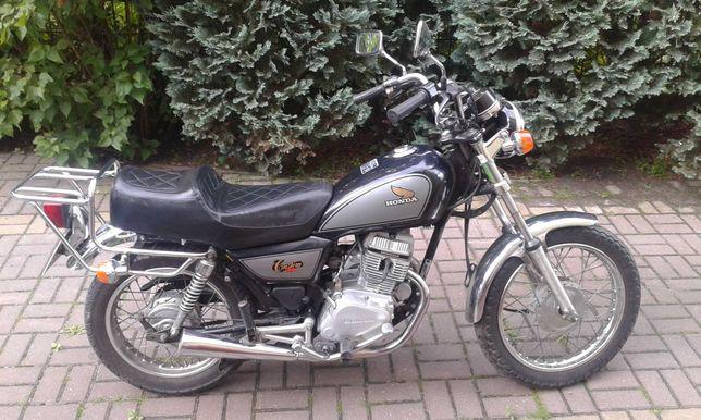 Honda Custom 125