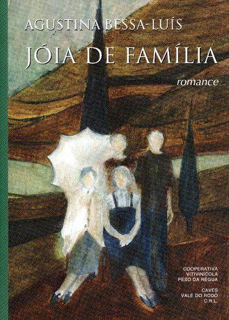 Jóia de Família de Agustina Bessa-Luis (NOVO)