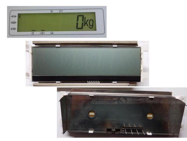Wyświetlacz LCD do Miernika Wagowego Rhewa 82 Comfort / Basic