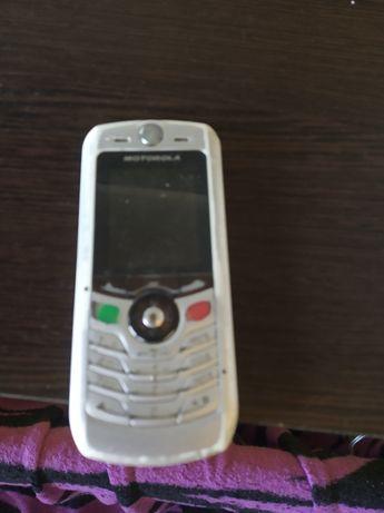 Телефон Motorola рабочий