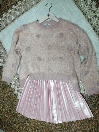 Vestido de menina Mayoral