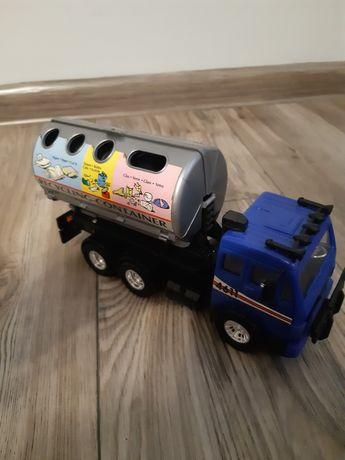 Auto ciężarówka,  recyklingu