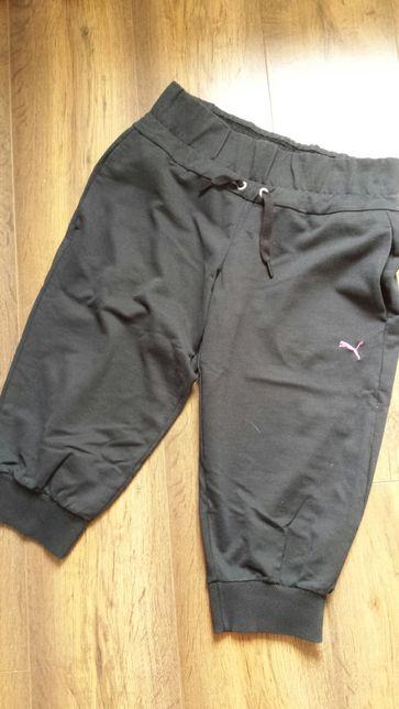 Spodnie dresowe, rybaczki sportowe Puma 38