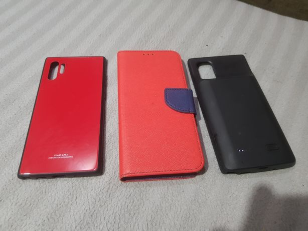3x etui Samsung Galaxy note 10 plus powerbank