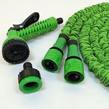 Поливочный шланг X-hose, растягивающийся садовый шланг для полива