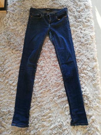 Spodnie big star duże 34 jeansy