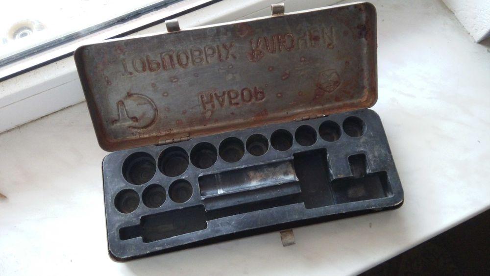 Ящик для набора торцевых ключей СССР Одесса - изображение 1