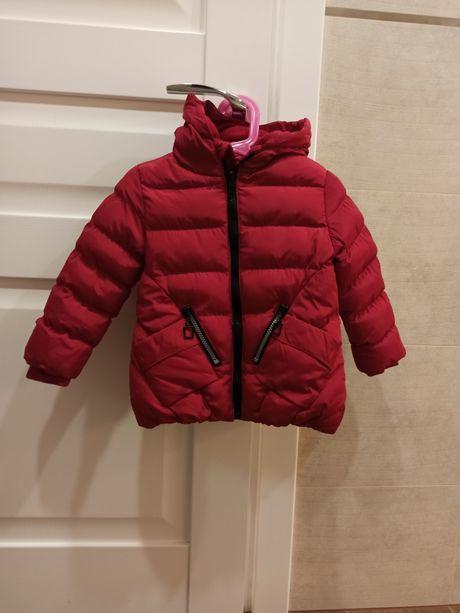 Куртка зимняя,холодная весна