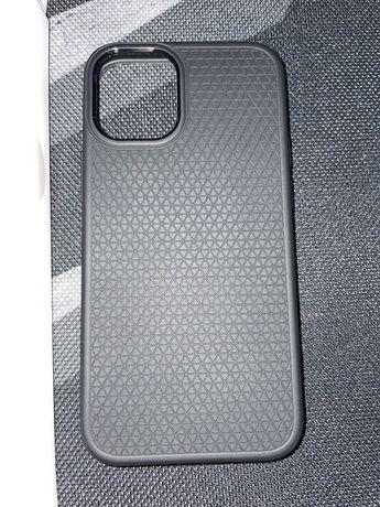iPhone 12mini Spigen Liquid Air case czarny nowy