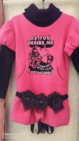 Продам платье -тунику для девочки