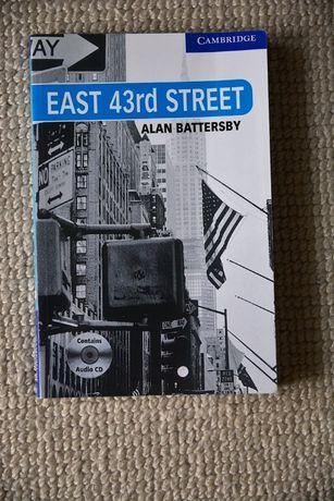 Angielska książka East 43rd street English Readers