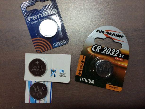 батарейки нормальные CR2032 CR2025 - могу обменять на CR2016