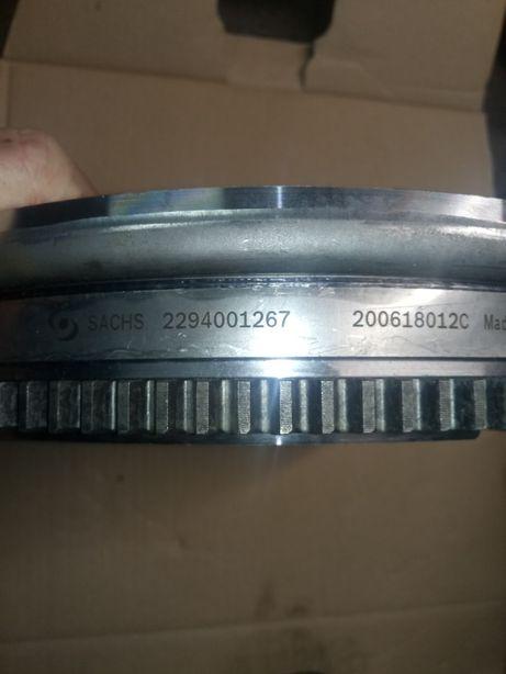 Koło dwumasowe hyundai ix35