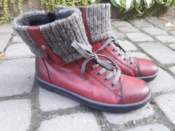 Осенные ботинки