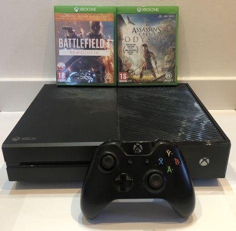 Okazja ! Konsola Xbox One + Gry  GRATIS!