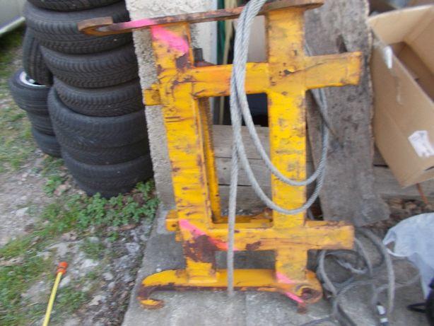 adapter przejsciowka jcb koparko ładowarka