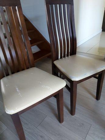Krzesła do salonu/ jadalni