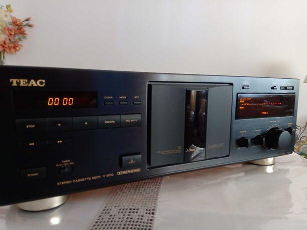 TEAC Gravador reprodutor de cassetes