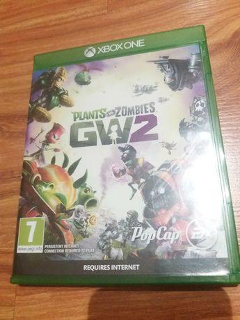 Gra XBOX ONE Plants vs Zombie GW2