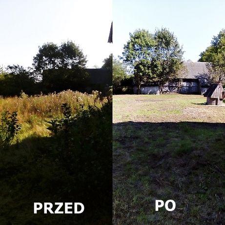 Koszenie trawy/prace porządkowe