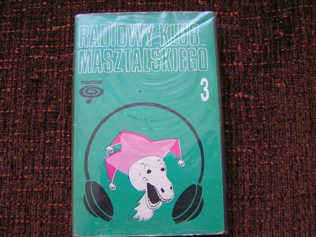 Radiowy Klub Masztalskiego 3 kaseta audio magnetofonowa