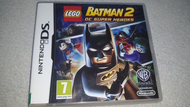 Nintendo DS - zestaw - Batman i Batman2 + FIFA09