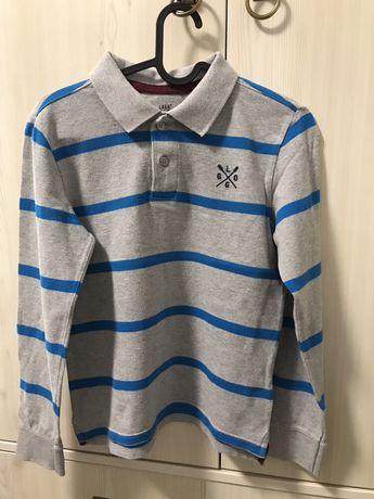 Лонгслив, футболка с длинным рукавом H&M на мальчика 8 - 10 лет