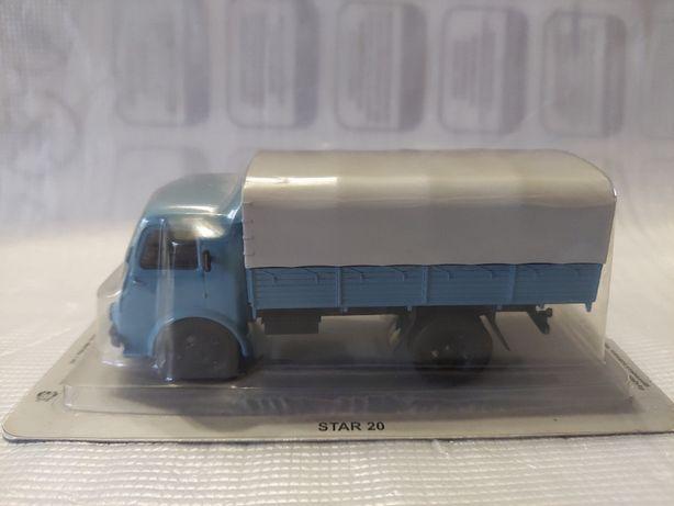 Star 20 - skala 1 : 43 - Kultowe Ciężarówki