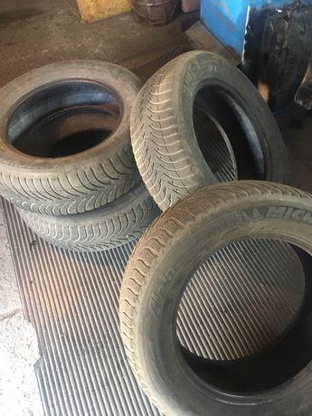 Michelin alpin r16 215/60