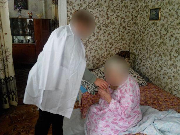 Опытная Сиделка-медсестра. Помогу больному. Звоните
