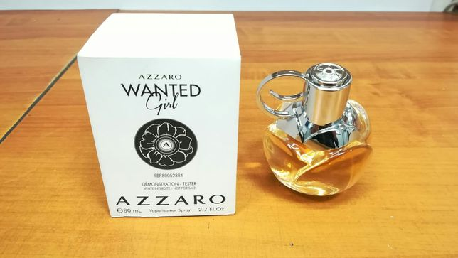 Azzaro Wanted Girl 80 ml org nowe damskie