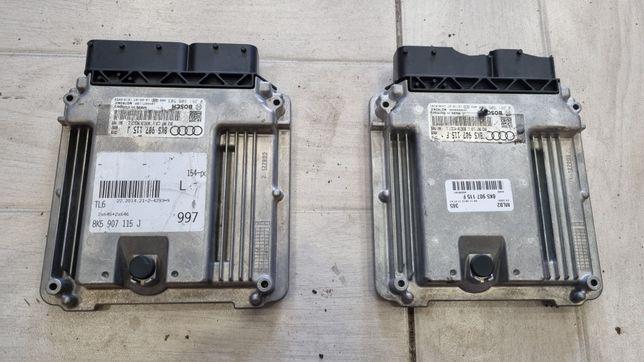 Audi A4 B8/Блок управление двигателем/Electronic Control Unit/Audi A4