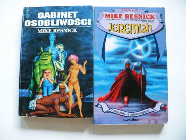 Mike Resnick x 2 Gabinet osobliwości, Jeremiah 1993